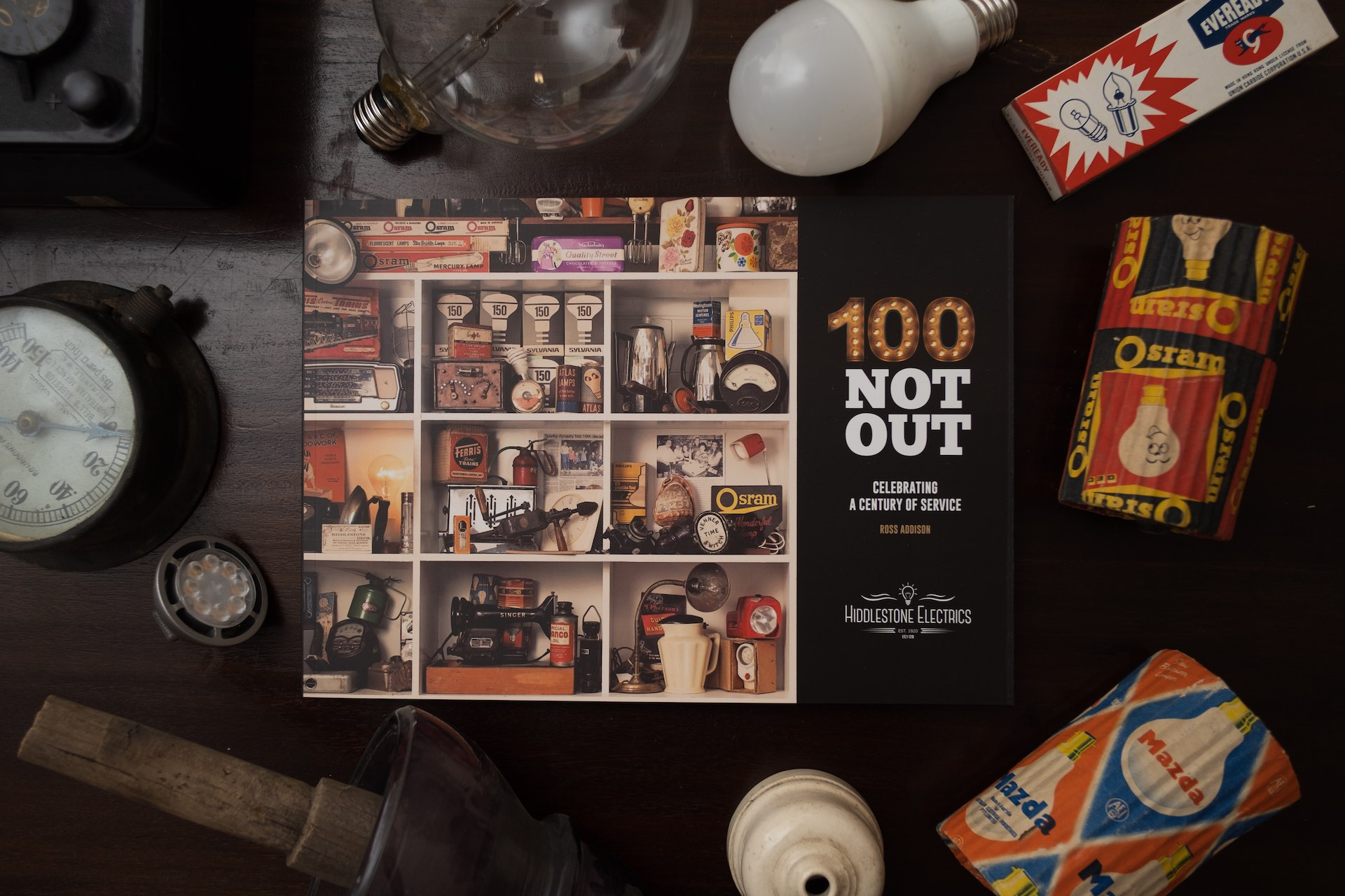 '100 NOT OUT' Book Celebrates A Century of Service To Subiaco